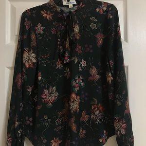 Long sleeve blouse (Large)